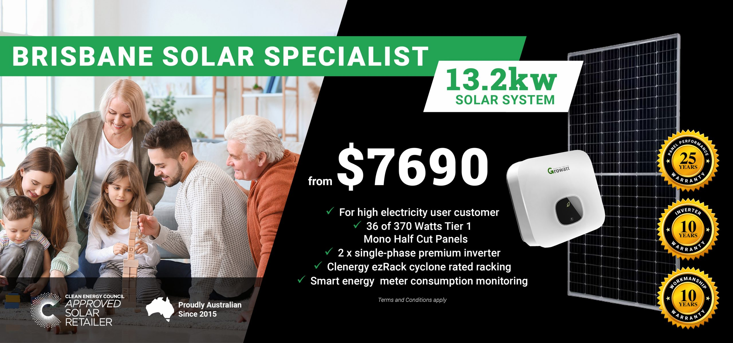 GreenCell Banners DT - Brisbane13.2