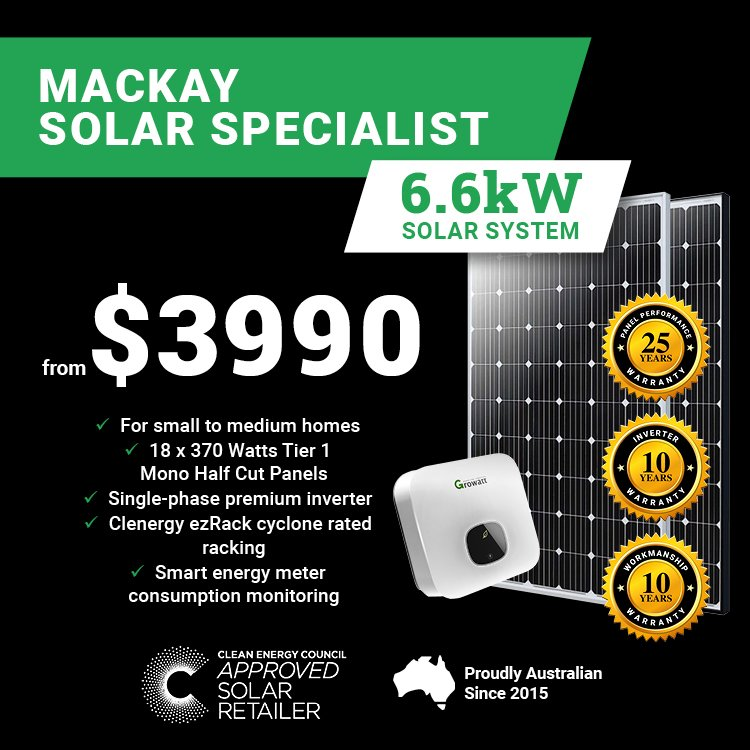 GreenCell Banners M - Mackay6.6