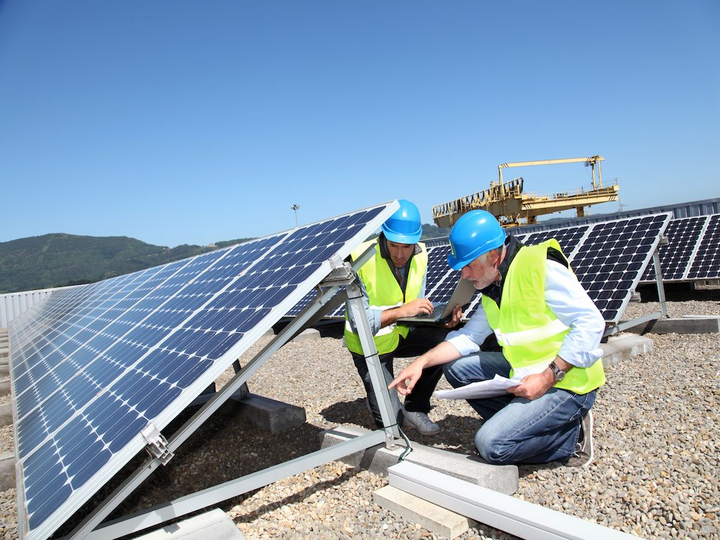 Cairns commercial solar power